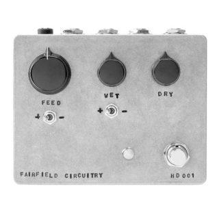 Fairfield Circuitry Hors d'Oeuvre? Active Feedback Loop