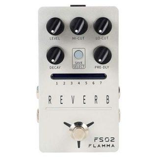 Flamma FS02 Stereo Reverb