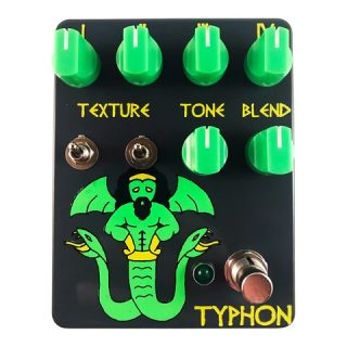 New Pedals: Fuzzrocious Typhon V2 Preamp/Distortion