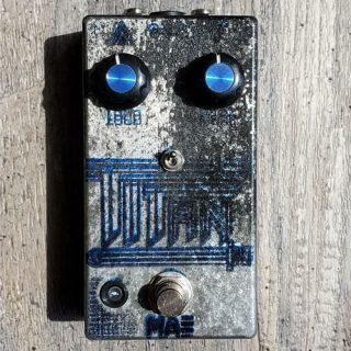 Mask Audio Electronics Titan Muff-Style Fuzz