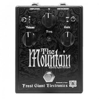 Frost Giant Electronics The Mountain V2 OD/Distortion/Fuzz