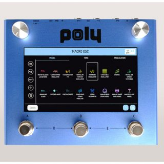Poly Effect Beebo – Modulation and Synthesis Device