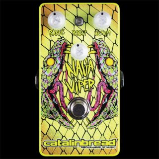 Catalinbread Naga Viper Treble Booster