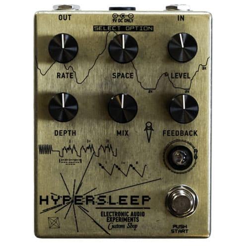 Electronic Audio Experiments Hypersleep