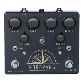 Nordvang '83 Drive – Klone + Blues Breaker Dual Channel Overdrive