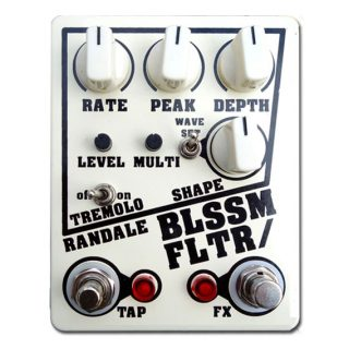 New Pedals: RandalePedale Blossom Filter