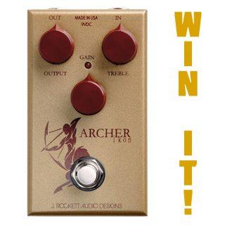 Win a J. Rockett Archer Ikon Overdrive!