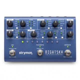 Strymon Nightsky Time Warped Reverberator