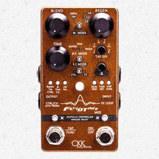 CKK Electronic Fluid Time MKII Analog Delay