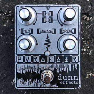 Dunn Effects Pvrifier LoFi Filter Drive