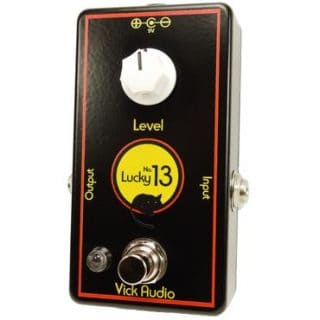 Vick Audio Lucky No. 13 Fuzz Reissued