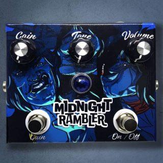 MG Music Midnight Rambler Overdrive