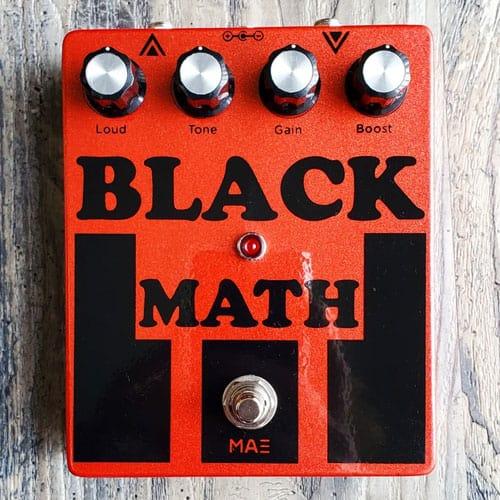 Mask Audio Electronics Black Math