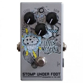 New Pedal: Stomp Under Foot Utility Muffin