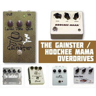Cult Overdrive Circuits: Clark Gainster Clones, and the Hoochee-Mama