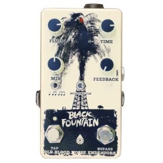 Old Blood Noise Black Fountain V3 Delay