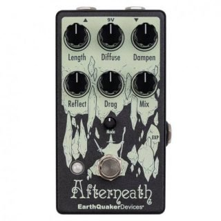 Earthquaker Devices Afterneath V3 Harmonizing Reverb
