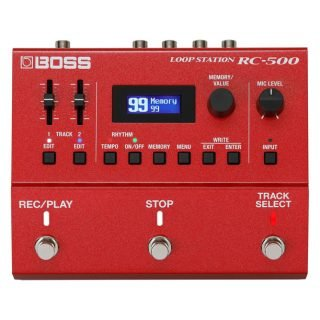 BOSS RC-500 Dual Track Loop Station