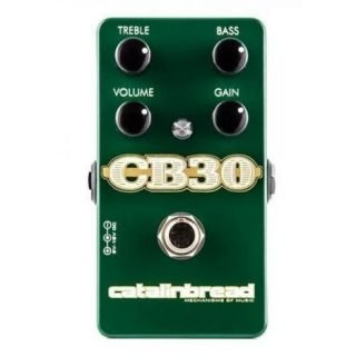 New Pedal: Catalinbread CB30 Vox-Style Overdrive