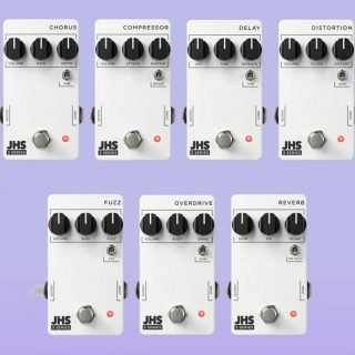 New $99 Pedal Line: JHS Pedals 3 Series