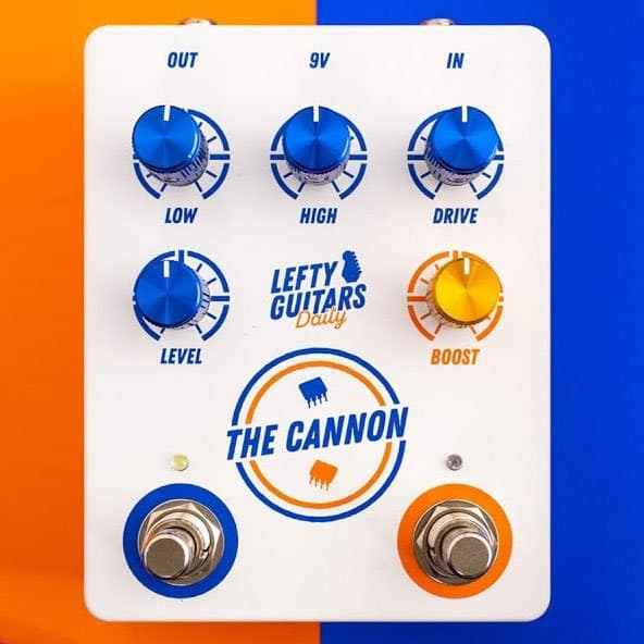 Lefty Guitars Daily The Cannon