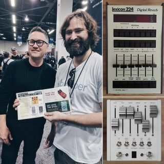 A Q&A with Chase Bliss Audio and Meris about the CMX 1978 Automatone