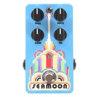 New Pedals: Seamoon Funk Filter