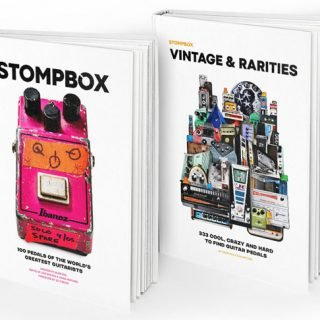 StompBOX book, two new volumes about pedals