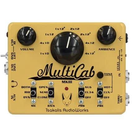 Tsakalis MultiCab MK3