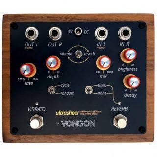 Vongon Ultrasheer Stereo Reverb + Vibrato