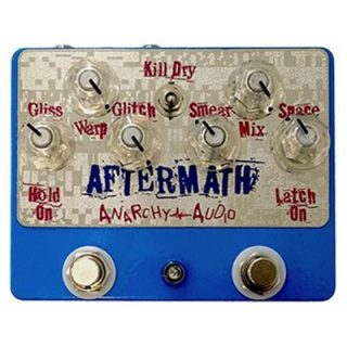 New Pedals: Anarchy Audio Aftermath Modulation Obliterator
