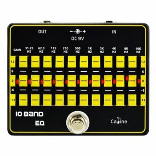 Caline CP-24 10 band Graphic EQ