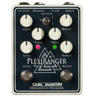 Carl Martin PlexiRanger Overdrive + Boost