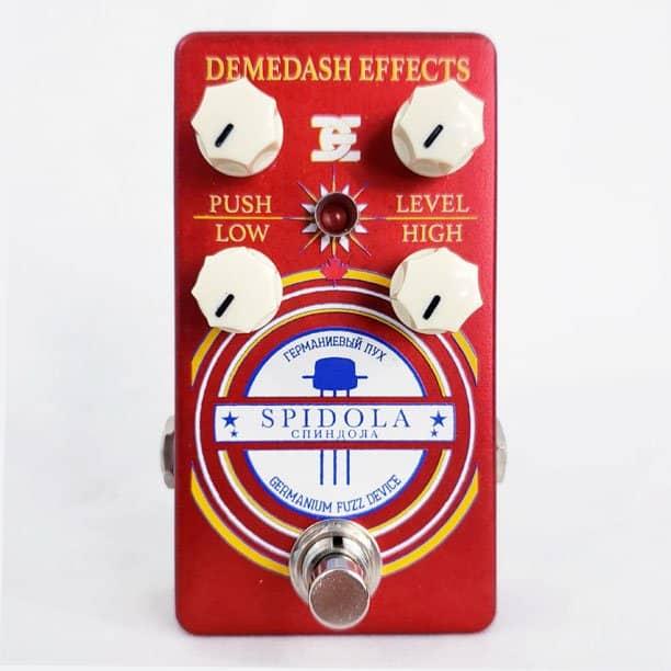 Demedash Effects Spidola