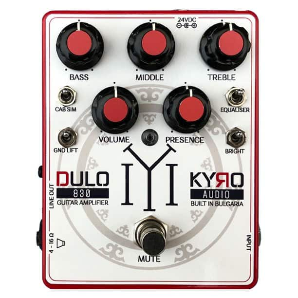 Kyro Audio Dulo 830