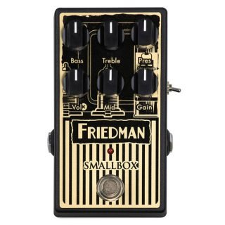 Friedman Smallbox Plexi Overdrive