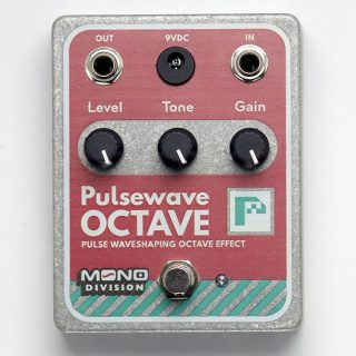 New Pedals: Mono Division Pulsewave Octave