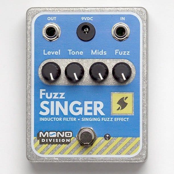 Mono Division Fuzz Singer