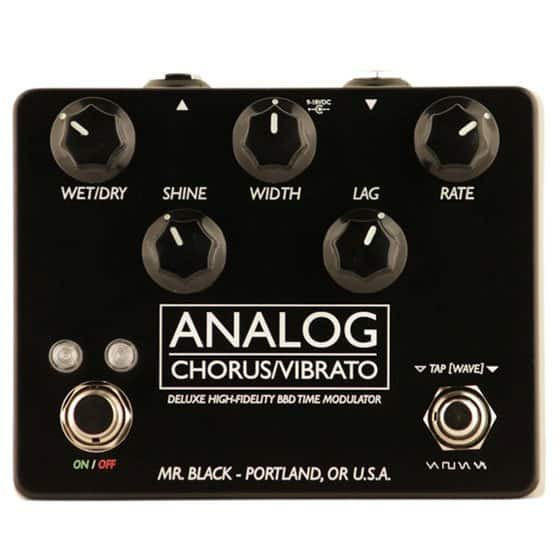 Mr. Black Analog Chorus/Vibrato Deluxe