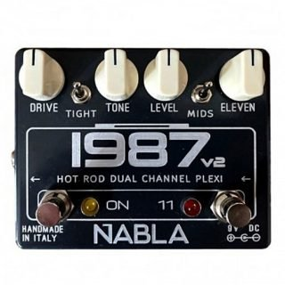 Nabla 1987 v2 Dual Channel Hot Rodded Plexi Overdrive