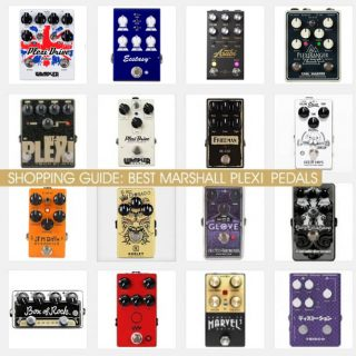 Best Plexi Pedals and Marshall-Inspired Distortions in 2021