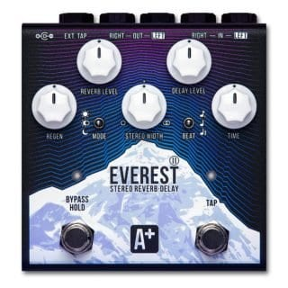 Shift-Line Everest II Reverb + Delay
