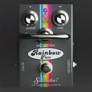New Pedal: Sabbadius Rainbow Fuzz
