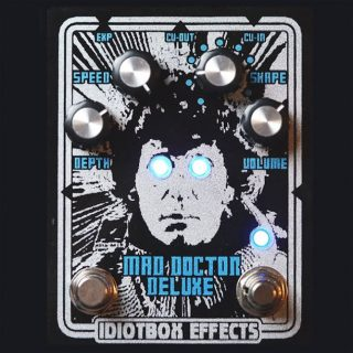 Idiotbox Effects Mad Doctor Deluxe Tremolo