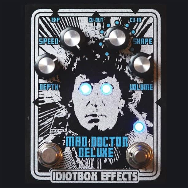 Idiotbox Effects Mad Doctor Deluxe
