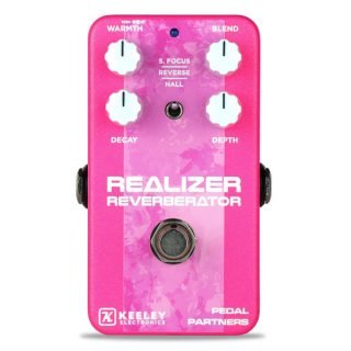 Keeley + Pedal Partners Realizer Reverb Artist Series