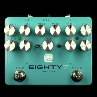 New Pedals: LPD Pedals Eighty7 Deluxe Dual Plexi Overdrive