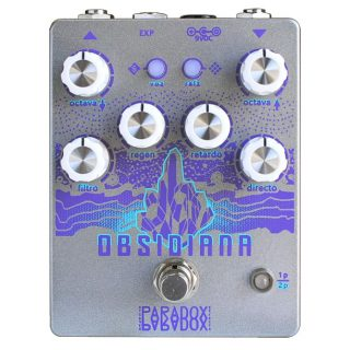 Paradox Effects Obsidiana Octave Layering Engine