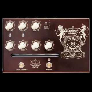 New Pedal: Victory V4 Copper Preamp