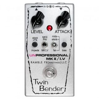 Ramble FX Twin Bender Fuzz